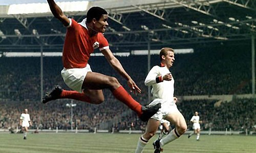 Eusébio, o maior jogador de Portugal